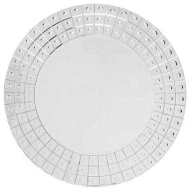 Miroir design Bubble rond 114 x 114 cm