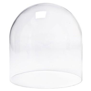 Cloche en verre de protection 30 x 30