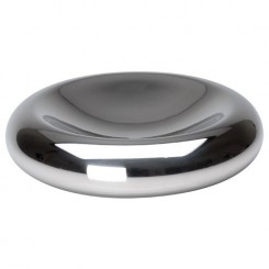 Vide Poche Design Chrome Rond