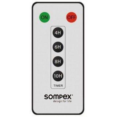 Télécommande pour bougie à LED Sompex