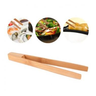 Pince à sushi ou grille pain en bambou