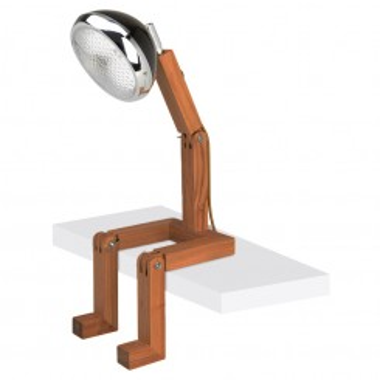 Lampe de bureau articulée Bonhomme