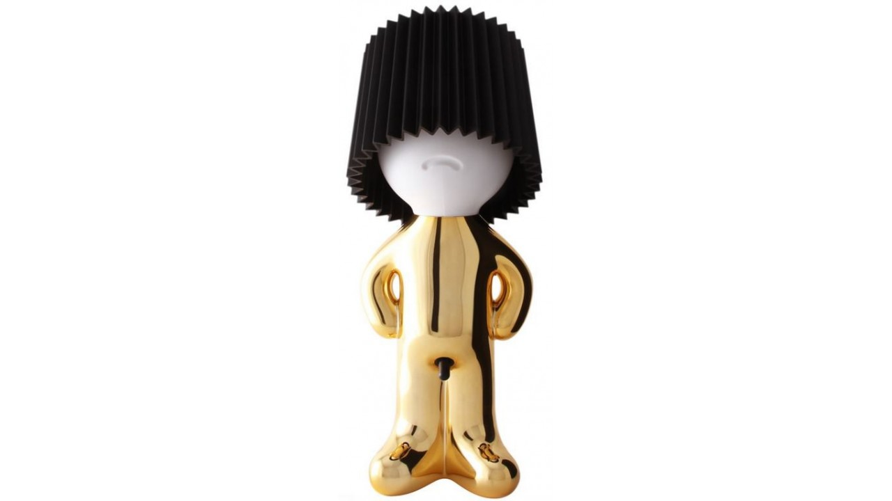 lampe design one man shy 6909 0