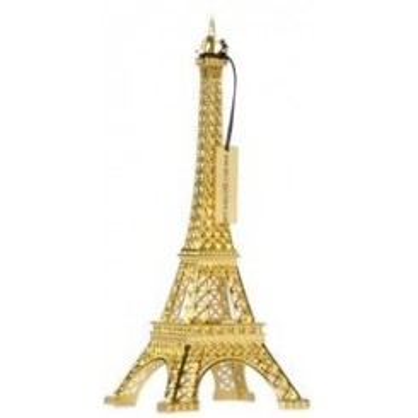 Tour Eiffel dorée Mini Gus GOLDY