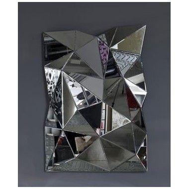 Miroir Design Prisma 120 x 80