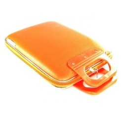 Malette ordinateur orange 11""