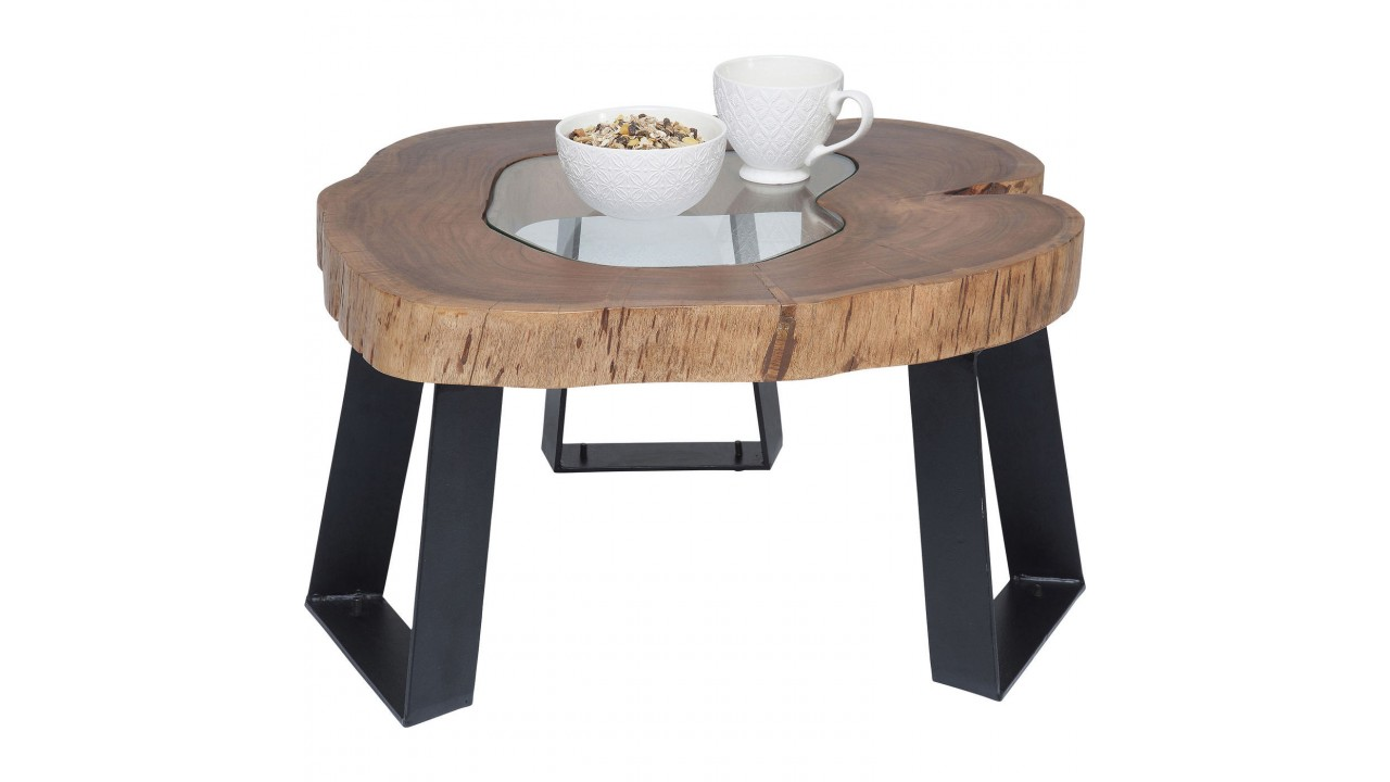 table tronc d arbre design table repas arbre teck comuny image with table tronc d arbre design. Black Bedroom Furniture Sets. Home Design Ideas