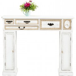 CONSOLE CHEMINEE DECORATIF BAROQUE HOME SWEET HOME KARE DESIGN