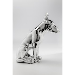 BULL TERRIER CHROME ASSIS KARE DESIGN