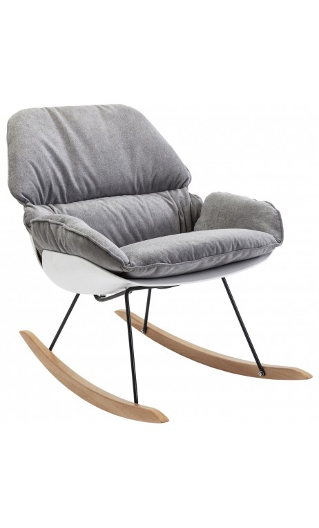 Achetez votre fauteuil bascule design rocking chair - Rocking chair confortable ...