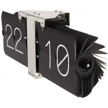Horloge de table numérique sans cadre Flip