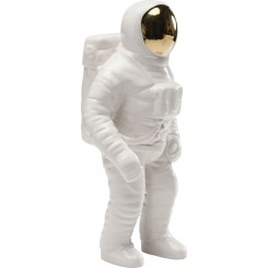 FIGURINE DECORATIVE ASTRONAUTE BLANC 28 CM KARE DESIGN