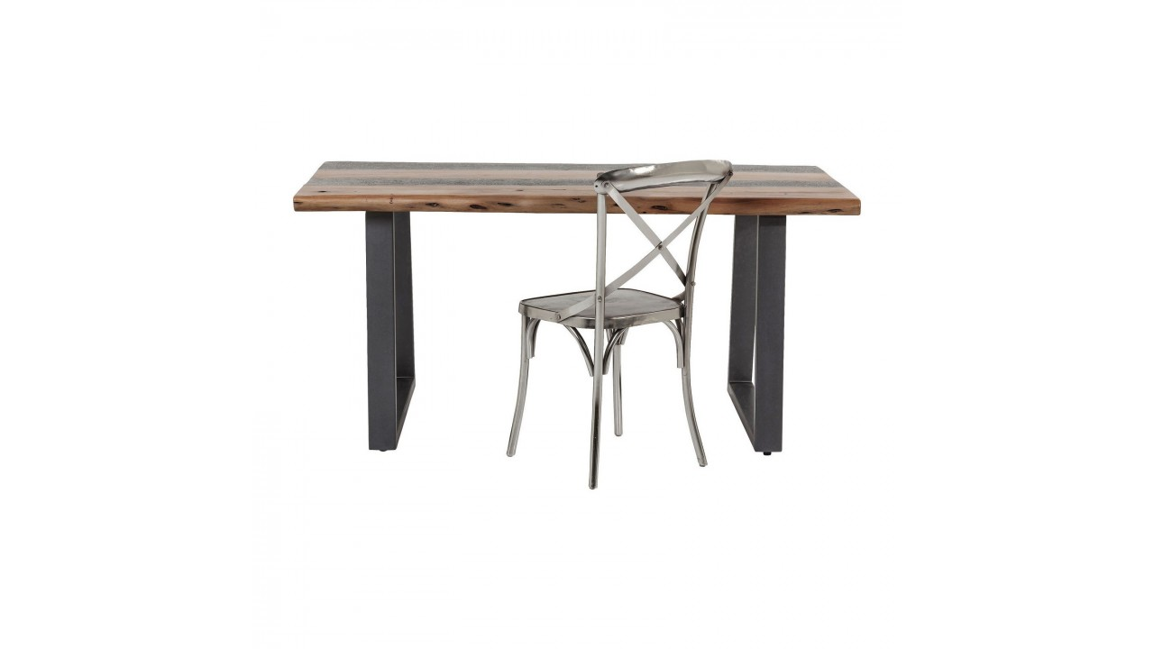 Table effet bois - Table basse et table a manger ...