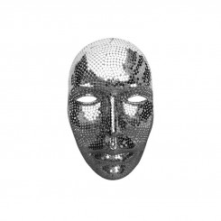 MASQUE VISAGE 59 CM VISAGE METAL MASK