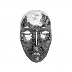 MASQUE VISAGE 109 CM VISAGE METAL MASK