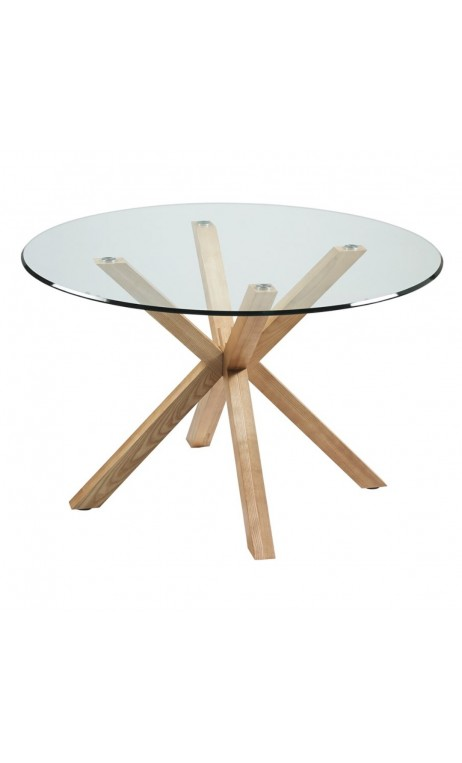 Table ovale pas cher maison design for Table ovale extensible pas cher
