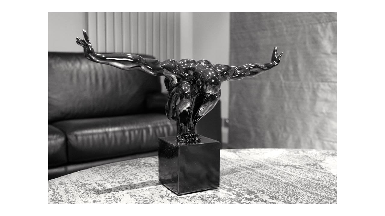 Statue deco design pas cher id es de design d 39 int rieur - Grande statue decoration interieur ...