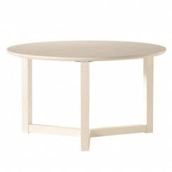 TABLE BASSE RONDE BOIS CLAIR 70 CM THREE CAMINO A CASA