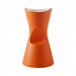 TABOURET DE BAR DESIGN ORANGE IN CAMINO A CASA
