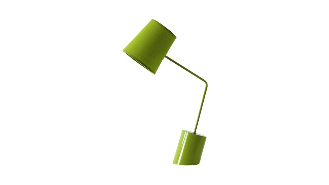Little vintage lovers lampe de bureau verte for Lampe de bureau design pas cher