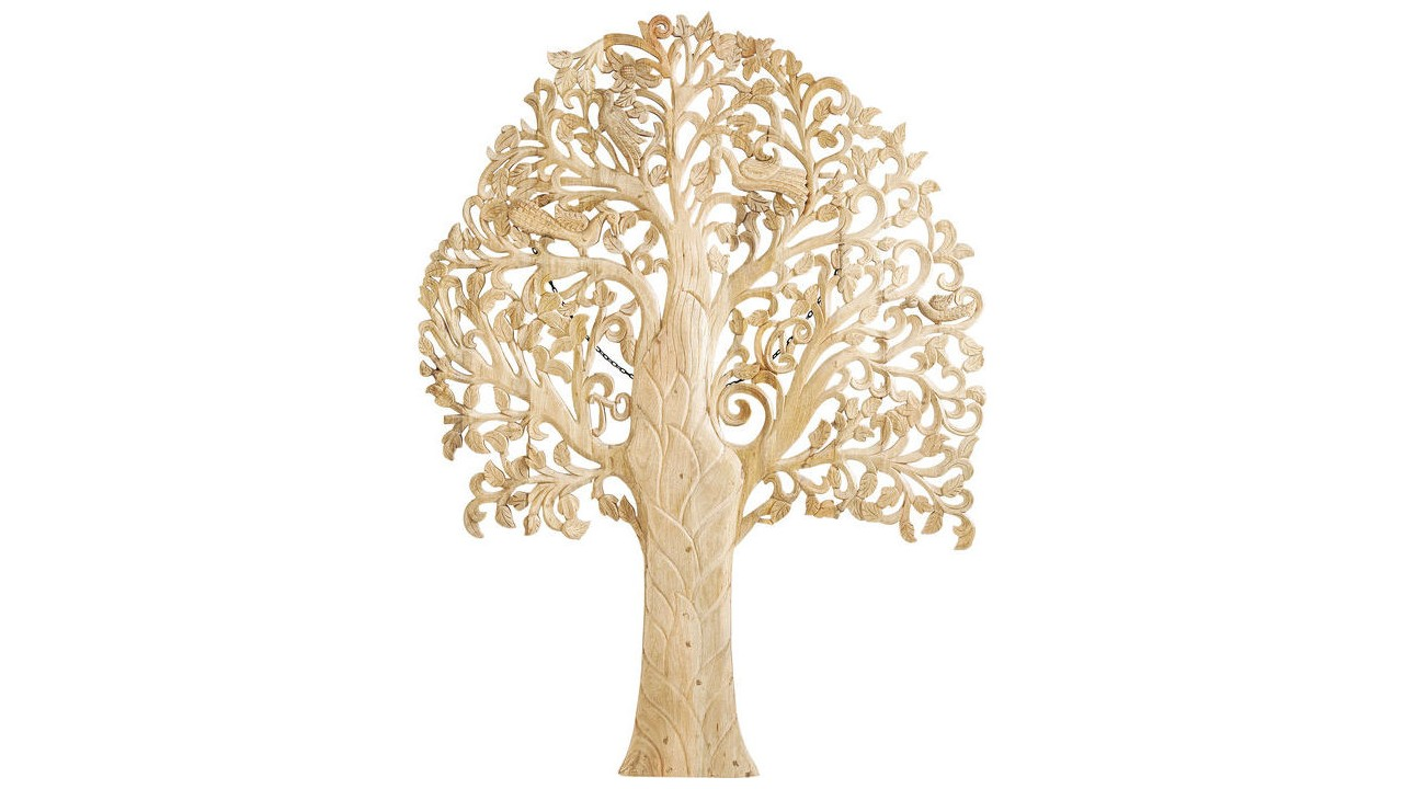 Decoration murale arbre stickers d coration murale toise for Arbre decoration