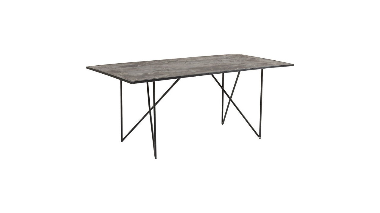 Table a manger industrielle pas cher maison design for Table a manger industrielle pas cher