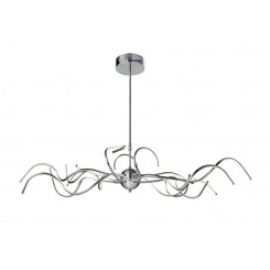 SUSPENSION PIEUVRE METAL SATINE LED OCTOPUS SOMPEX