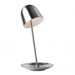 Lampe de table design articulée Led et chrome Smart