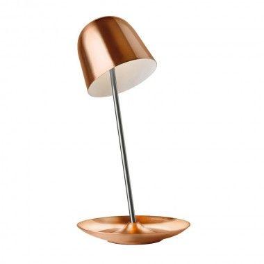 Lampe de bureau blanche modulable PIROL