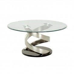 TABLE BASSE RONDE CYCLONE