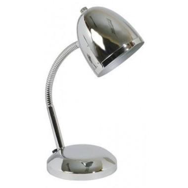 Lampe de bureau COLOMBUS chromée