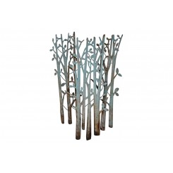 APPLIQUE DECORATIVE ARBRE METAL BEAUX-ARTS