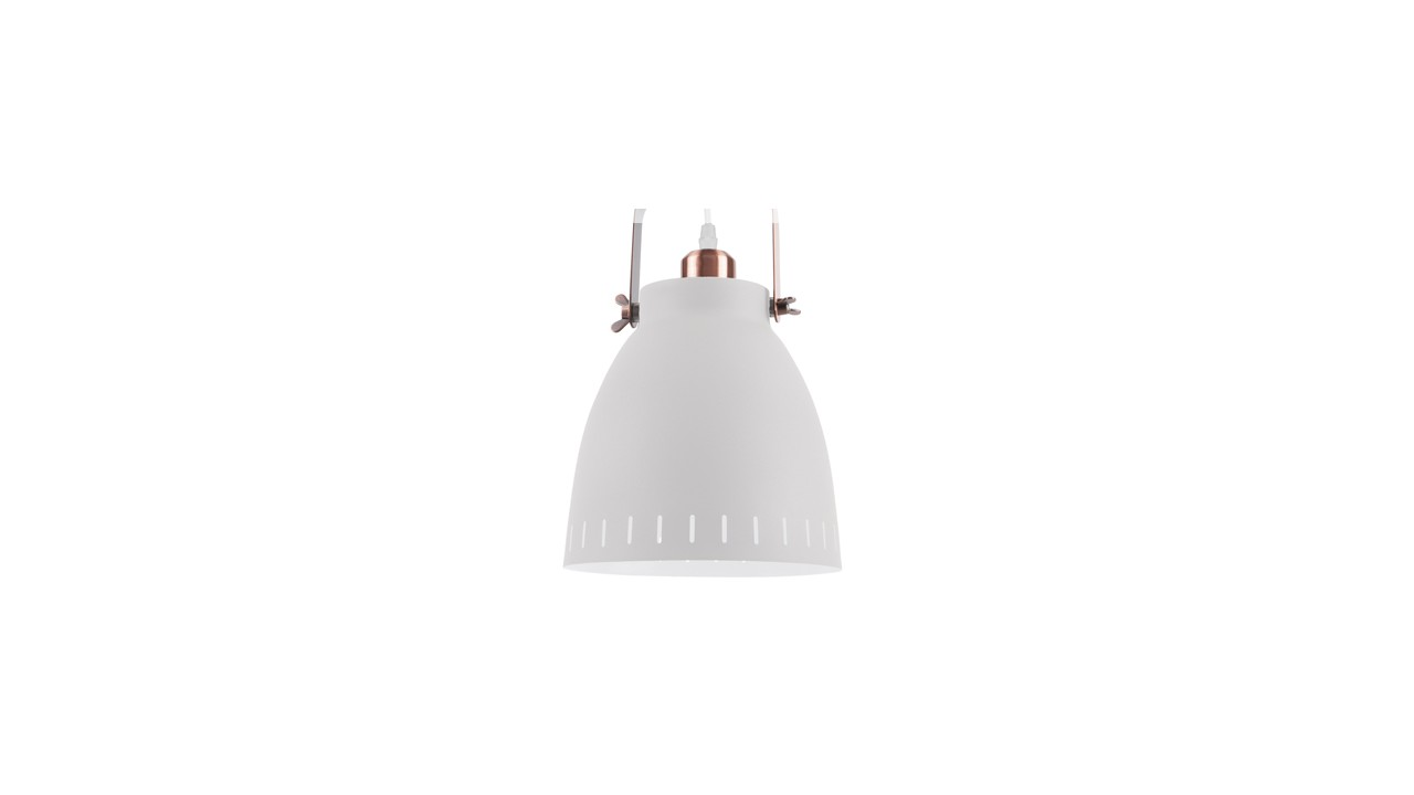 Achetez votre suspension design blanche mingle 21 cm pas for Suspension blanche design
