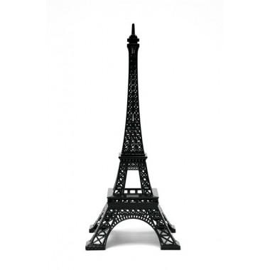 Tour Eiffel Merci Gustave noire HELL