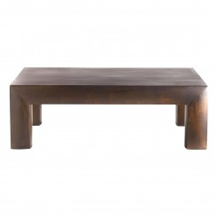TABLE BASSE EFFET BOIS WENGE NEW YORK CAMINO A CASA