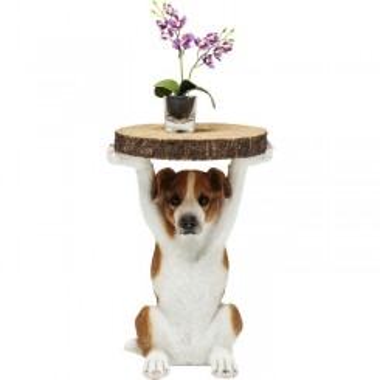 Table d'appoint chien Jack Russel MR JACK