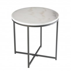 Table d'appoint plateau rond marbre CYCLES