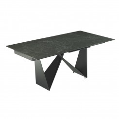 Table céramique noir MATCH 180-230 cm