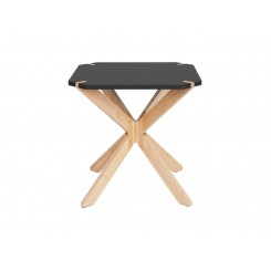 Table d'appoint noir Mister X Small
