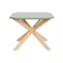 Table d'appoint vert Mister X Large