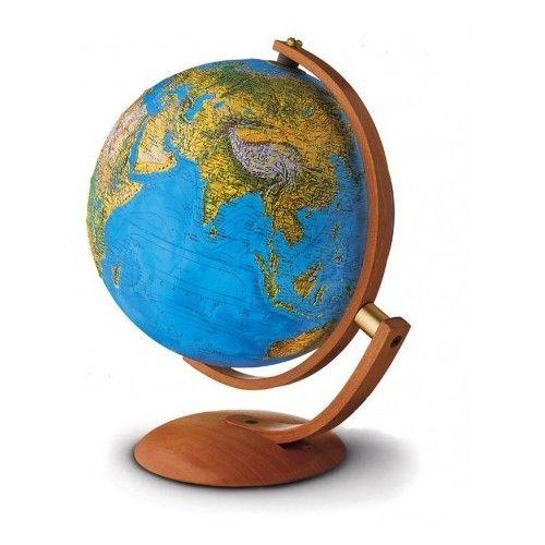 Globe terrestre lumineux en relief Maximus Relief 30