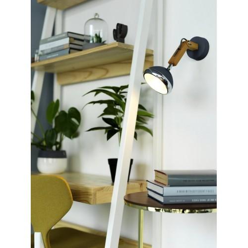 Applique murale Fashion Black WATTSON WALL LAMP
