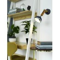 Applique murale Nardo Grey WATTSON WALL LAMP