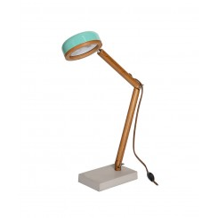 Lampe à poser Tiffany Green HIPP LAMP