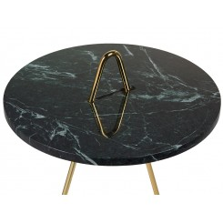 Table d'appoint marbre CONTEMPORAIN