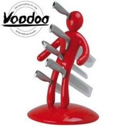 PORTE COUTEAU VOODOO ROUGE