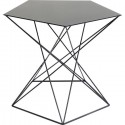 Table d'appoint en acier Miami Wire Ø60cm