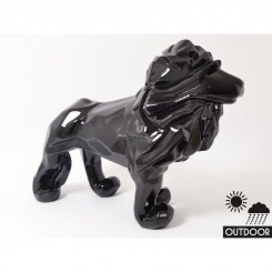 Lion noir EMOTION 105 cm