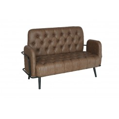 Sofa 2 places style Chesterfield CONFORT
