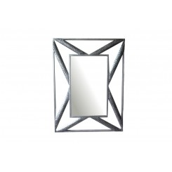 Miroir triangles ART DE FER